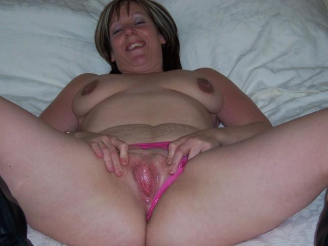 My wife fat slut 4