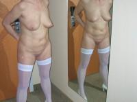 Slut wife pussy 1