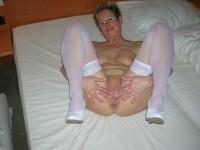 Slut wife pussy 3