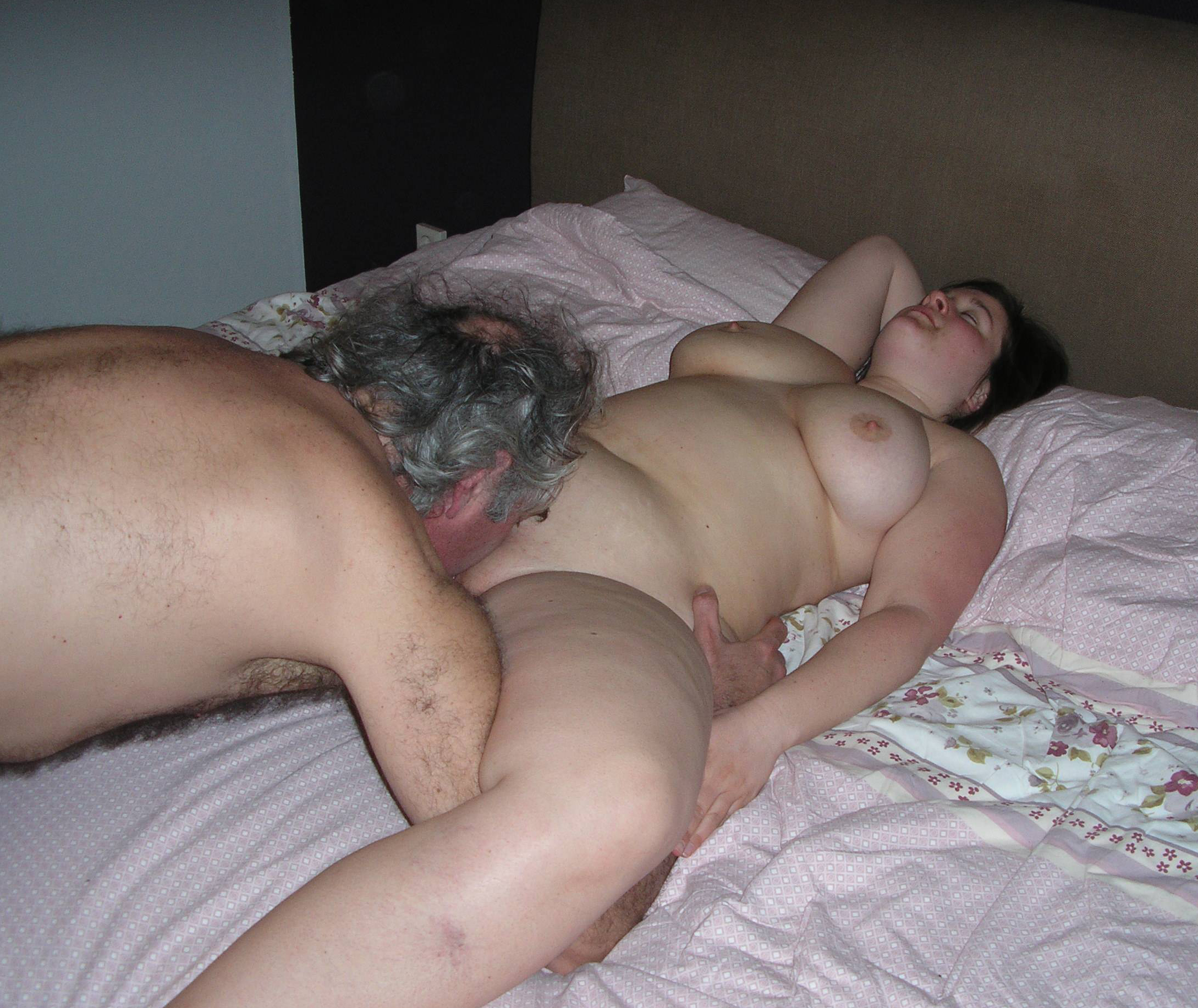 Old mans big cock wife pregnant